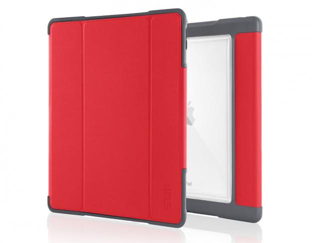 "STM Dux Plus for iPad Pro 12.9"" - Red (2018)"