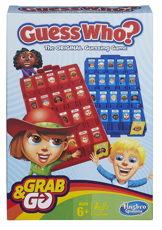 Guess Who - Grab & Go Edition