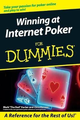 Winning at Internet Poker For Dummies by Mark Harlan