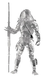 Predator 2: 1/18 Invisible City Hunter Previews Exclusive Action Figure