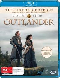 Outlander Season 4 on Blu-ray