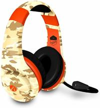 STEALTH XP-Warrior Desert Camo Multi Format Stereo Gaming Headset for PS4
