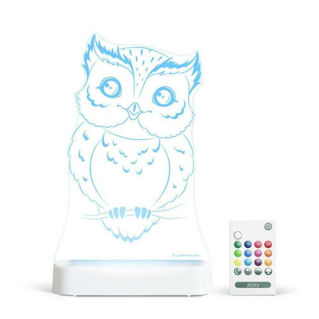 Aloka: Night Light - Owl
