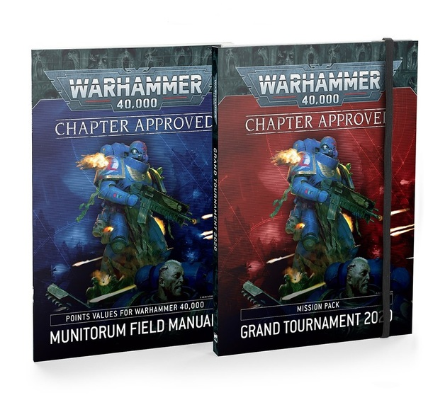 Warhammer 40,000: Chapter Approved 2020