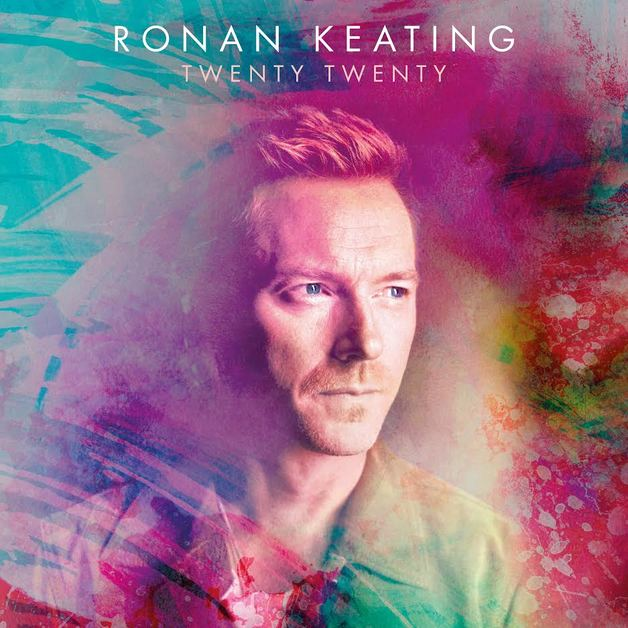 Twenty Twenty by Ronan Keating