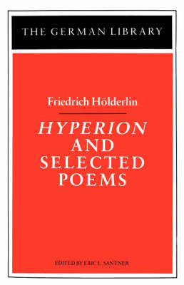 Hyperion and Selected Poems by Friedrich Holderlin image
