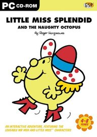 Little Miss Splendid and the Naughty Octopus for PC Games image