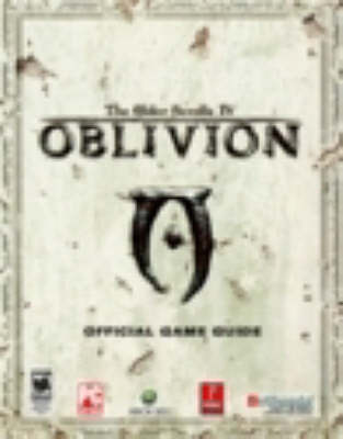 The Elder Scrolls IV: Oblivion: Official Game Guide for PC and Xbox 360 for Paperback by Olafson image