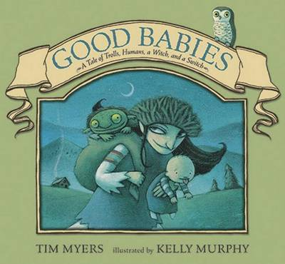 Good Babies by Tim Myers image