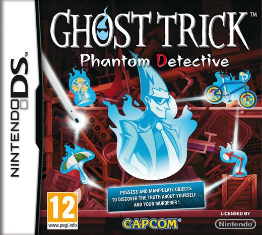 Ghost Trick: Phantom Detective for Nintendo DS