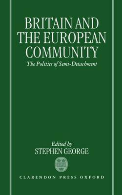 Britain and the European Community