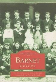 Barnet Voices by Percy Reboul image