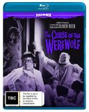 Hammer Horror: The Curse Of The Werewolf on Blu-ray