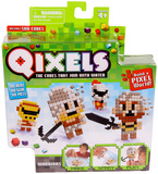 Qixels S1 Theme Refill Pack - Warriors