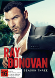Ray Donovan - Season Three DVD