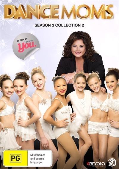 Dance Moms - Season 3: Collection 2 on DVD