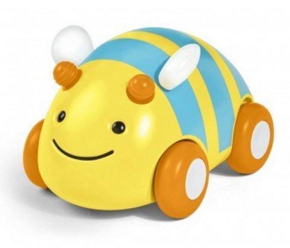 Skip Hop Explore & More Pull & Go Car - Bee image