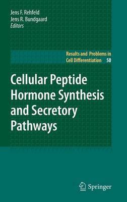 Cellular Peptide Hormone Synthesis and Secretory Pathways image
