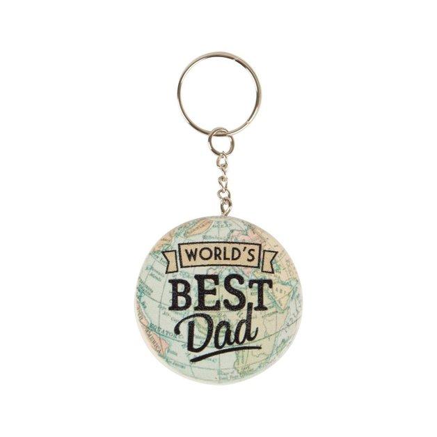 World s Best Dad Keyring  290a4fb6a7f6
