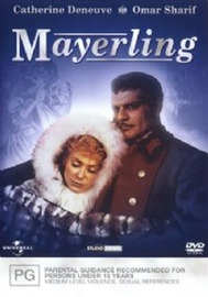 Mayerling on DVD image