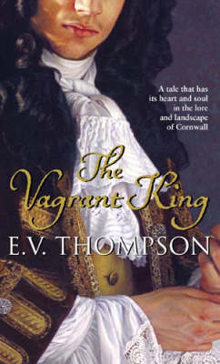 The Vagrant King by E.V. Thompson image