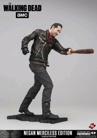 "The Walking Dead: Negan (Merciless Edition) - 10"" Deluxe Figure"