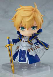 Fate/Grand Order: Nendoroid Saber [Prototype] (Ascension Ver.) - Articulated Figure