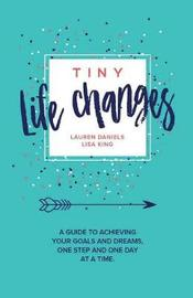 Tiny Life Changes by Lisa King image