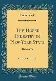The Horse Industry in New York State by New York image