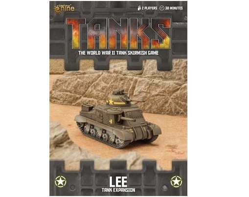 TANKS: American Lee Tank