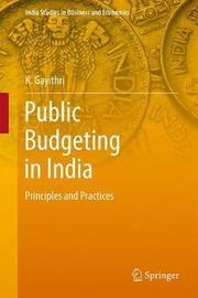 Public Budgeting in India