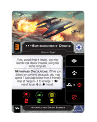 Star Wars X-Wing: Heyna-Class Droid Bomber - Unit Expansion image