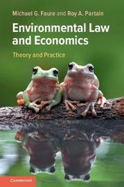 Environmental Law and Economics by Michael G Faure