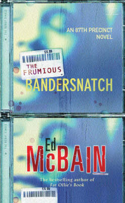 The Frumious Bandersnatch by Ed McBain image