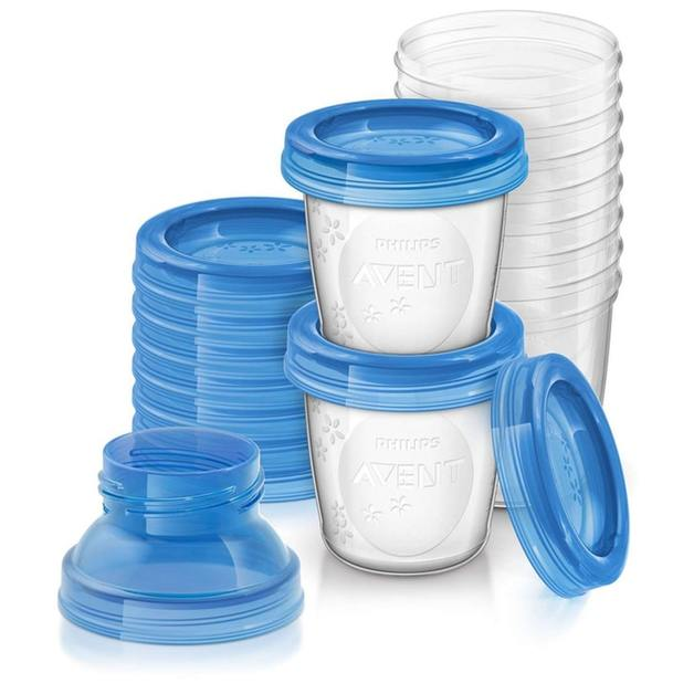 Philips Avent Food Storage Set (20 Pack)