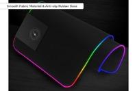 Kogan: RGB LED Gaming 10W Wireless Charging Keyboard & Mouse Pad for PC