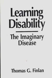 Learning Disability by Thomas G. Finlan