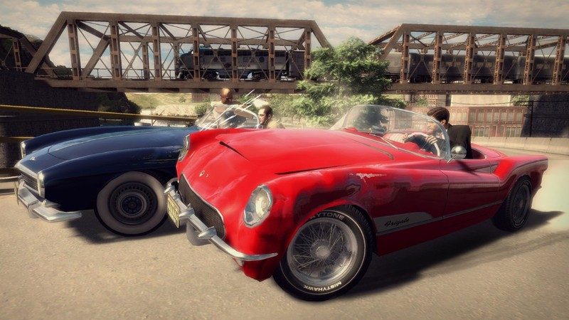 Mafia II for PC Games image