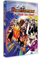 Duel Masters Vol 1 - Rule The Duel on DVD