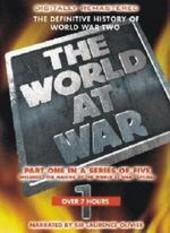 World At War - Part 1 (2 discs) on DVD