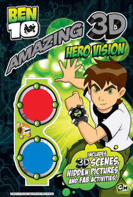 Ben10 Amazing 3D Hero Vision