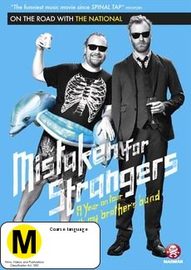 Mistaken for Strangers: A Year on Tour with My Brother's Band DVD