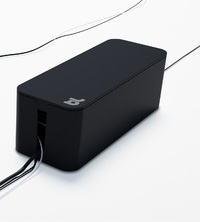 Bluelounge CableBox Cable Management Solution - Black