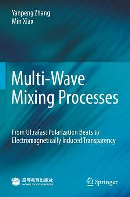 Multi-Wave Mixing Processes by Yanpeng Zhang image