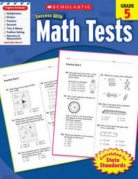 Math Tests, Grade 5 image