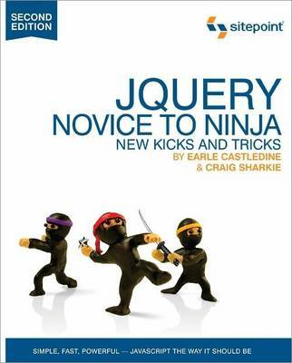 jQuery - Novice to Ninja 2e by Earle Castledine