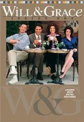 Will & Grace - Season 1 (4 Disc Set) on DVD