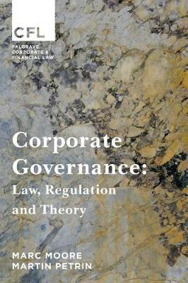 Corporate Governance by Marc Moore