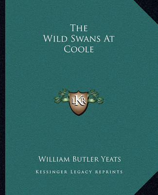 The Wild Swans at Coole by William Butler Yeats image