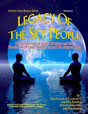 Legacy of the Sky People by Nick Redfern
